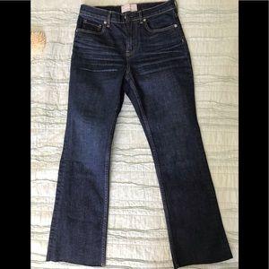 Everlane kick crop Jean size 27